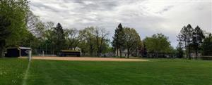 Dickinson Park Softball Field